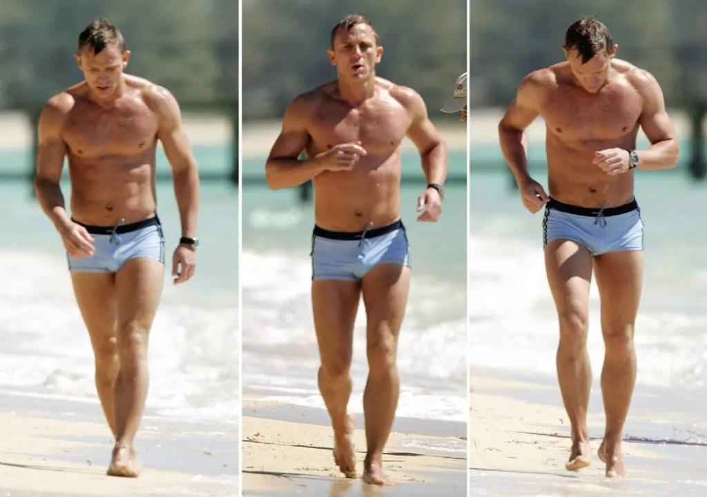 daniel craig workout routine masculine development