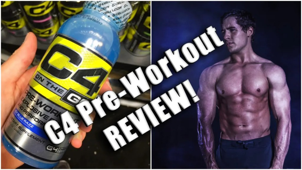 c4 pre workout review