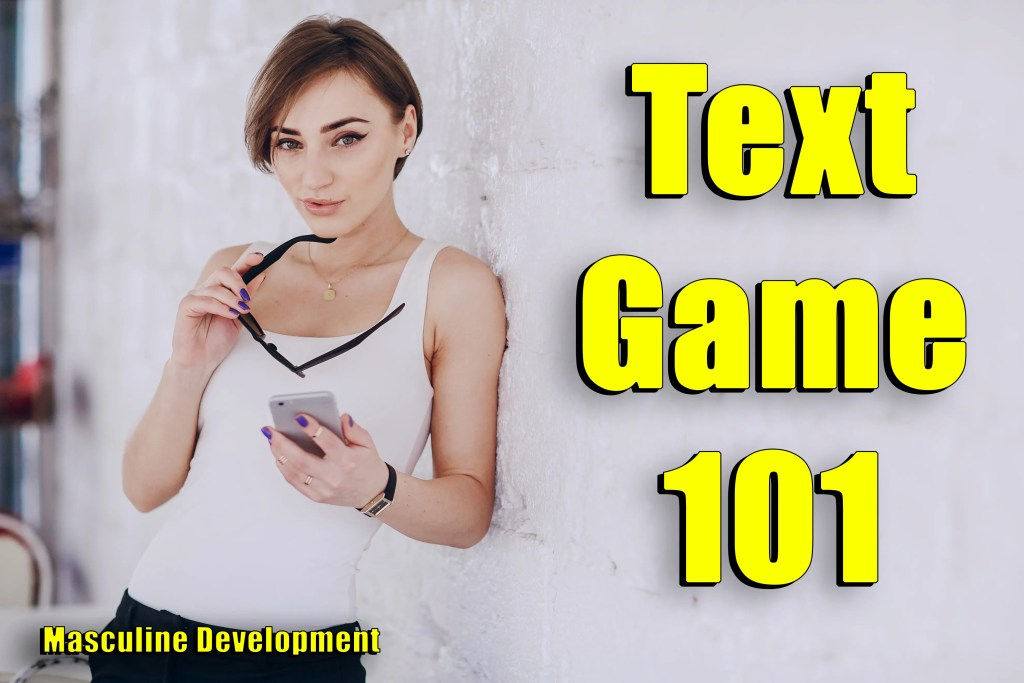 text game how to text girls