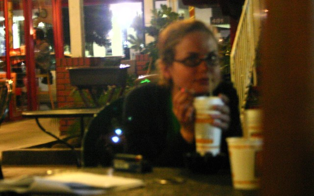 blurry kate