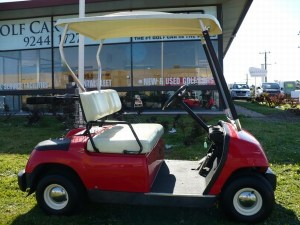 Yamaha G19E Electric Golf Car_golf carts Year of Mnftr