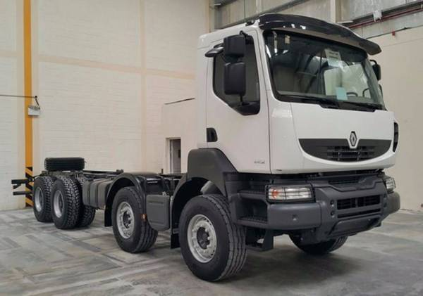 Renault Kerax 440.42 for sale Dubai Price: US$ 75,000 ...