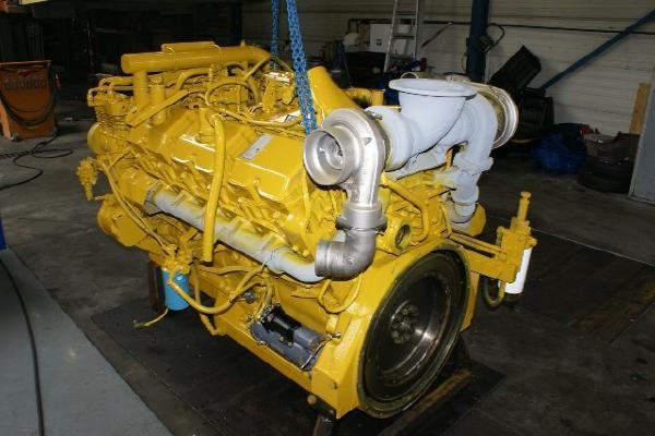 Used Caterpillar C27 Engines Year For Sale