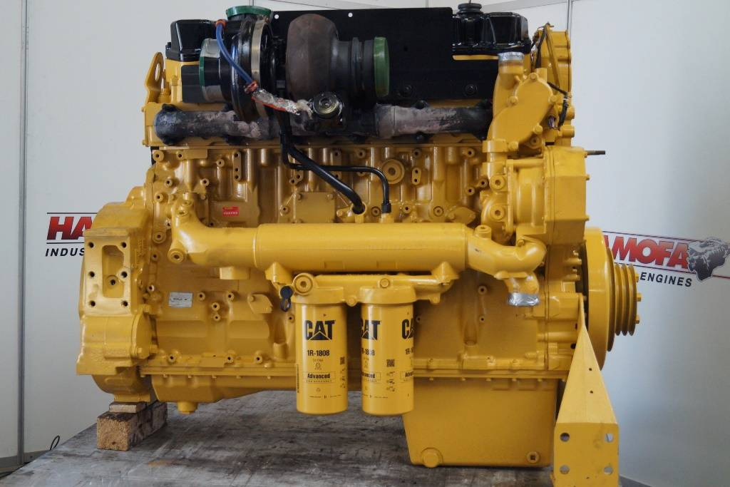 Used Caterpillar C18 Industrial Engines Year For