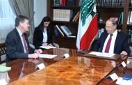ساترفيليد تبلّغ موقفا لبنانيا موحّدا: دفن