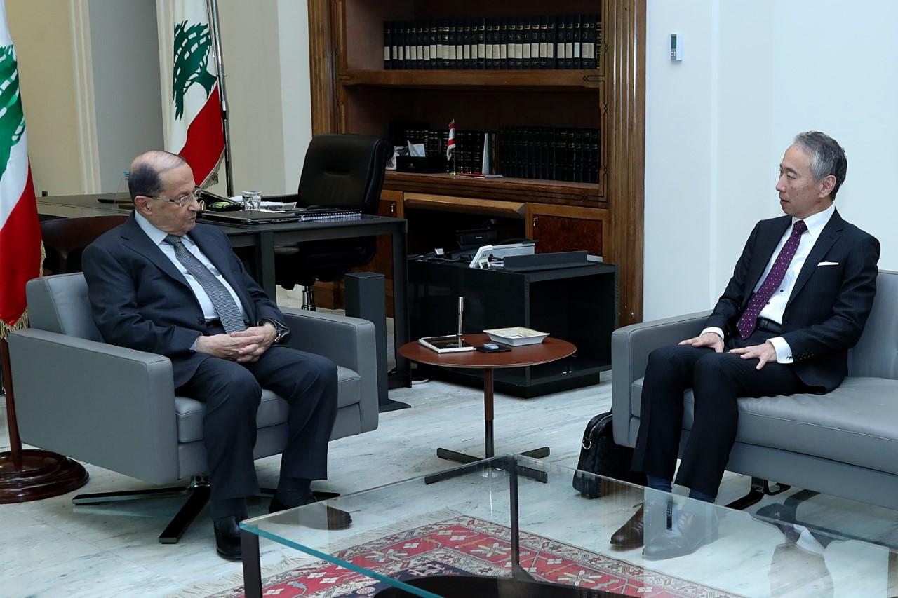 السفارة اليابانية: حكومتنا لن تتغاضى عن قضية كارلوس غصن ومطلوب تعاون لبنان