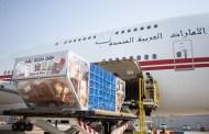 الإمارات العربية المتحدة ترسل 30 طنا من الامدادات الطبية الى لبنان