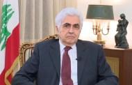 استقالة ناصيف حتيّ العتيدة: انتقاد دياب للودريان كسر الجرّة مع الحكومة