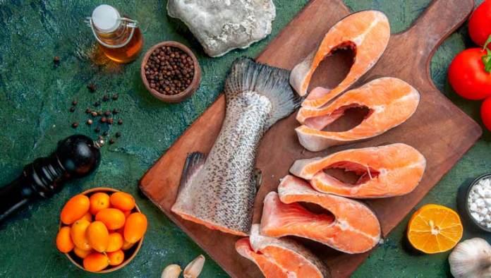 Aceite de pescado y otras fuentes de Omega-3