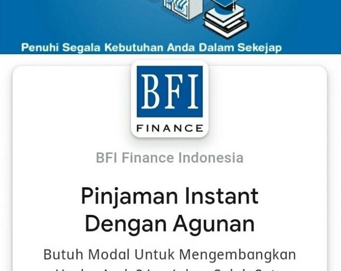 Pinjaman dengan agunan SHM Rumah dBFI Finance - Pinjaman dengan agunan SHM Rumah dan SHGB Rukoan SHGB Ruko