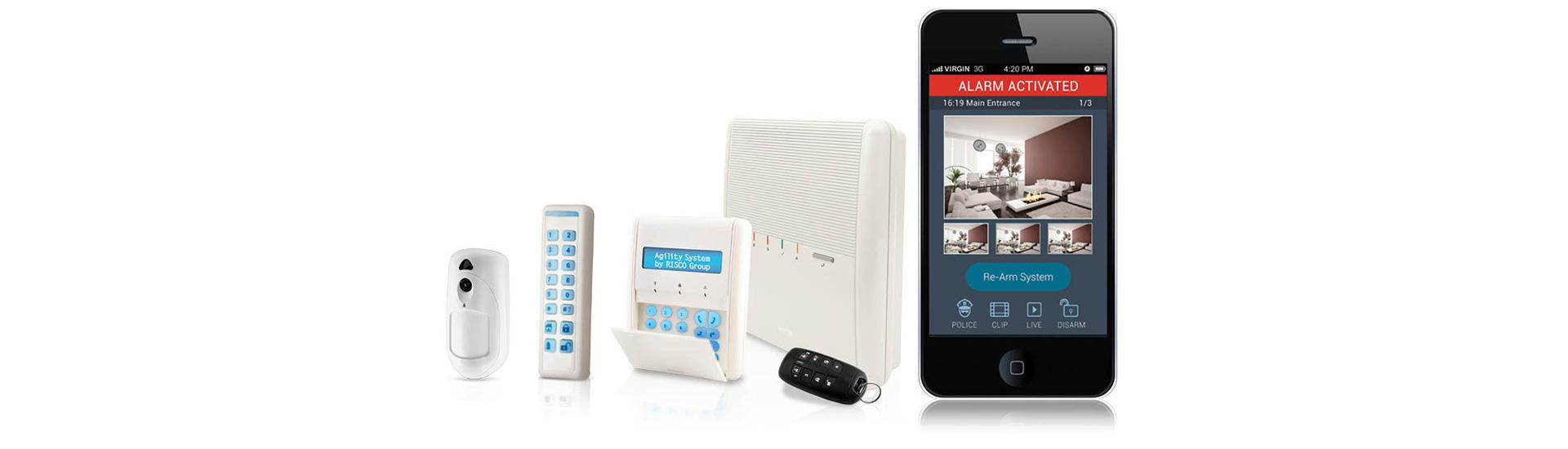 Wireless Alarm System Installers