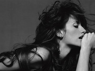 Penelope Cruz ritratta da Michel Comte
