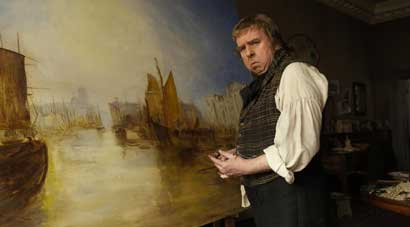 "Timothy Spall nel film ""Mr. Turner"" - Photo: courtesy of FDC 2014"