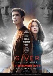 The Giver_PosterITA
