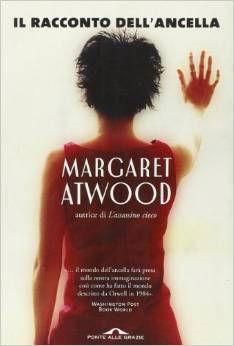 copertina atwood il racconto dell'ancella