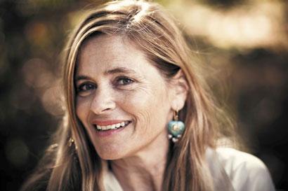 La regista Sabine Gisiger © Festival del film Locarno