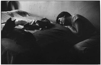 Elliott Erwitt Magnum Photo family