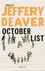 october-list-jeffery-deaver