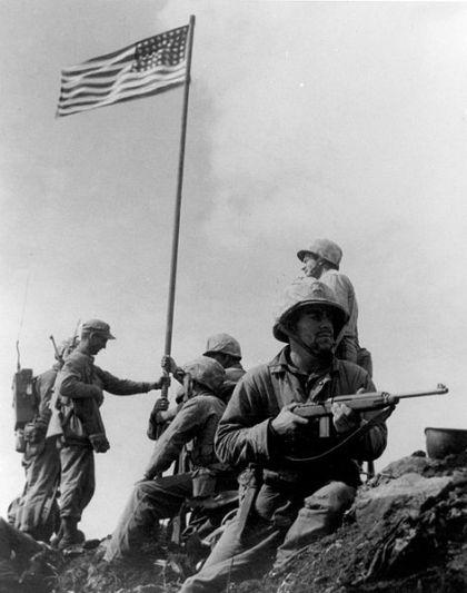 First_Iwo_Jima_Flag_Raising