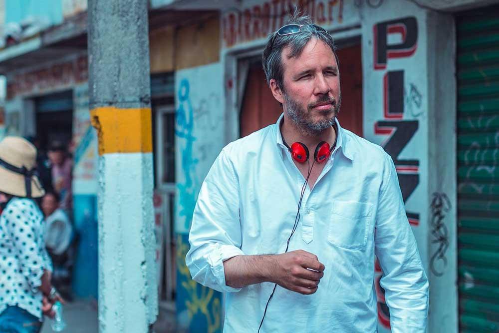 Denis Villeneuve regista di SICARIO - Photo by Luis Ricardo Montemayor Cisneros