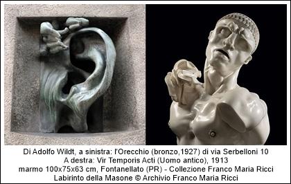 lo scultore Adolfo Wildt