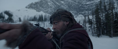 Tom Hardy in The Revenant - Photo: Courtesy of 20th Century Fox
