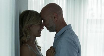 Dounia Sichov e James Hyndman in Boris sans Béatrice - Photo courtesy of Metafilms