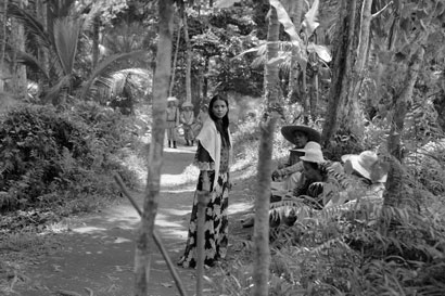 Alessandra de Rossi in A Lullaby to the Sorrowful Mystery di Lav Diaz - Photo: Bradley Liew