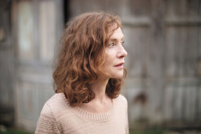 Isabelle Huppert in L'Avenir - Photo: courtesy of Berlinale