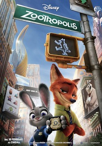 zootropolis_poster_courtesy The Walt Disney Company