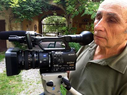il regista franco piavoli - foto ufficio stampa