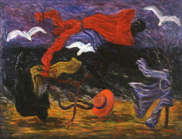 Arnaldo Badodi, Colpo di vento, 1939.