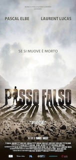 Il poster italiano di Passo Falso