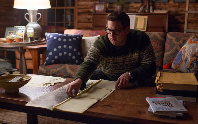 Jonah Hill in TRUE STORY