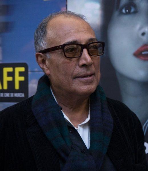 By Pedro J Pacheco (cropped from File:Abbas Kiarostami-Murcia.jpg) [CC BY-SA 4.0 (http://creativecommons.org/licenses/by-sa/4.0)], via Wikimedia Commons