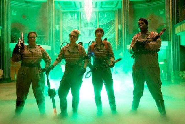 ghostbusters - Photo: courtesy of Warner Bros. PicturesPhoto: courtesy of Warner Bros. Pictures