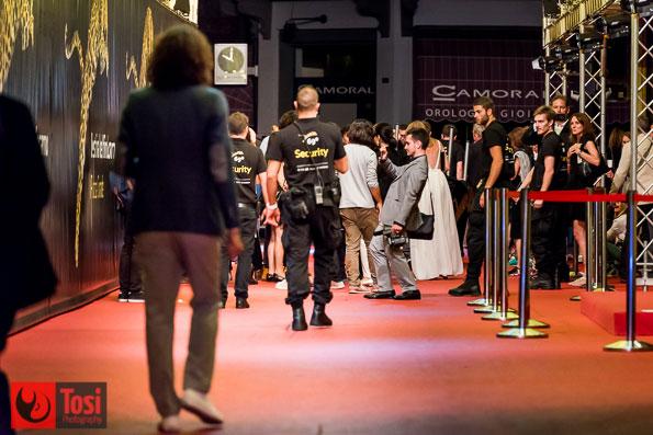 Gli ospiti lasciano Piazza Grande © Tosi Photography