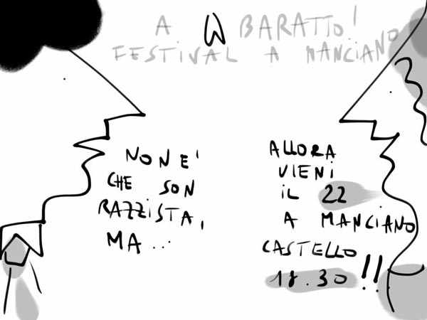 A Veglia, a teatro con il baratto edizione 2016