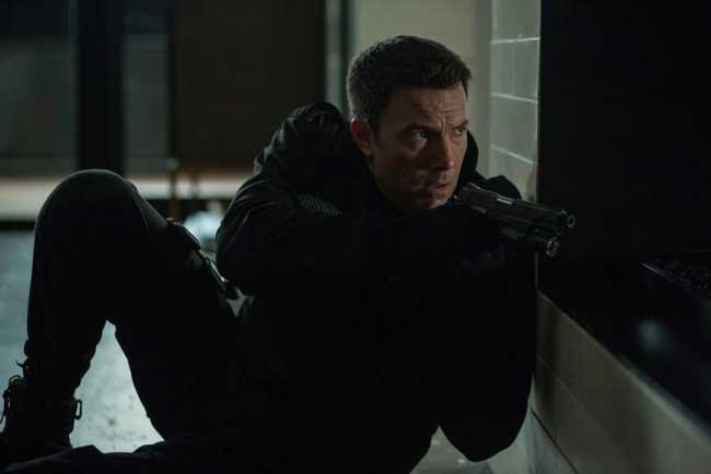 Ben Affleck in The Accountant - Photo: courtesy of Warner Bros. Pictures Italia