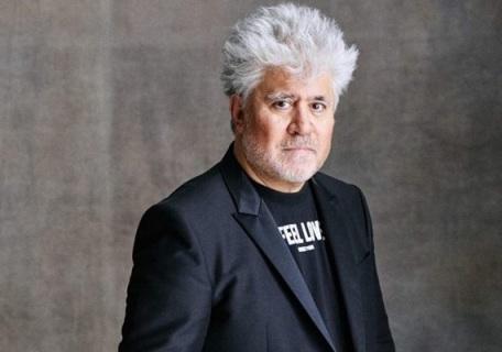 Il cineasta spagnolo Pedro Almodóvar