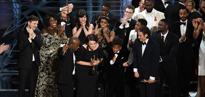 vincitori Oscar 2017 moonlight