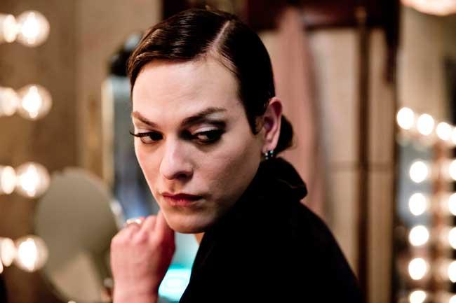Daniela Vega in Una Mujer Fantastica - Ph: courtesy of Berlinale