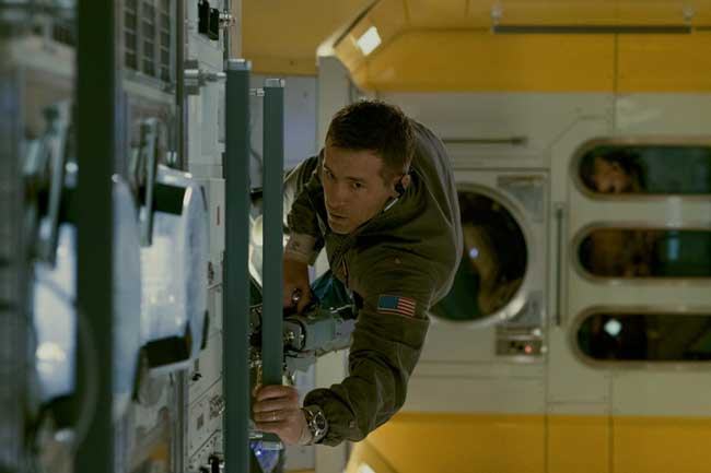 Ryan Reynolds in Life - Non oltrepassare il limite (Ph: ufficio stampa)