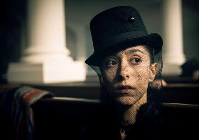 Oona Chaplin in TABOO - Foto: ufficio stampa SKY