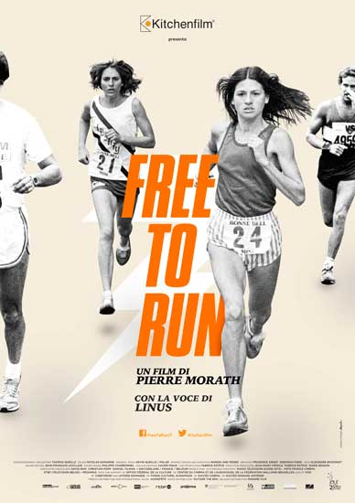 La locandina del film FREE TO RUN