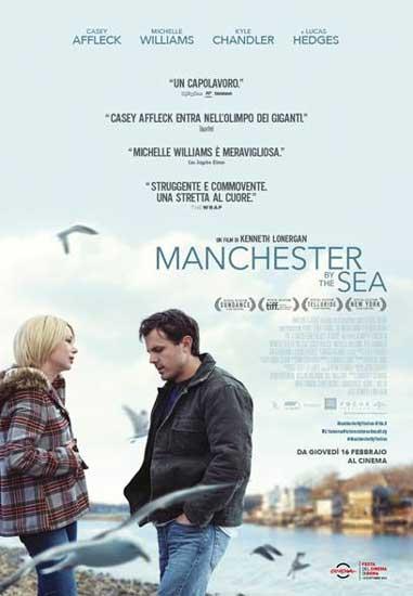 la locandina del film Manchester by the sea