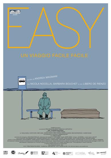 il poster italiano del film Easy