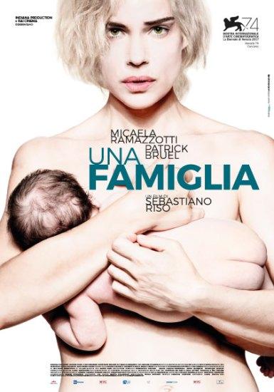 il poster del film Una Famiglia