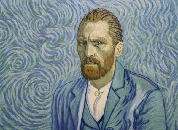 Loving Vincent - Vincent (Robert Glyaczk) in colour