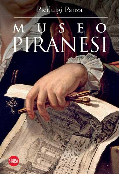 la copertina del libro Museo Piranesi